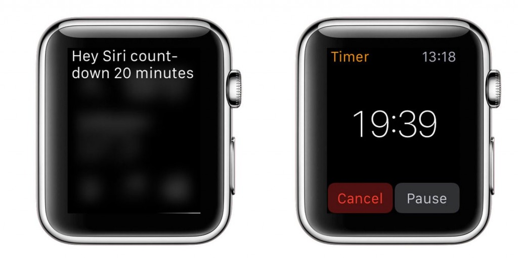 Siri - Apple Watch