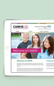 NHS - CAMHS